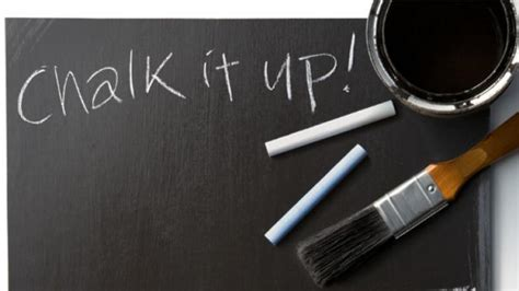 chalkboard paint images homelife how to apply chalkboard paint