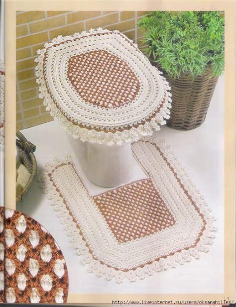 free crochet bathroom patterns 72 best images about crochet bathroom patterns on
