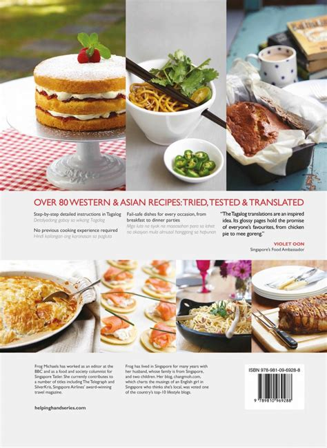 style recipes a complete cookbook of tagalog dish ideas books my book a helping delicious recipes in