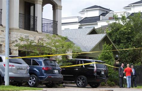 Stewart Cadillac In Houston by Dealership Owner Slain In Driveway Of Home Two Weeks After