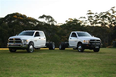 Ram Truck Accessories Australia 2014 Dodge Ram 3500 Slt Crew Cab Cab Chassis Trucks N