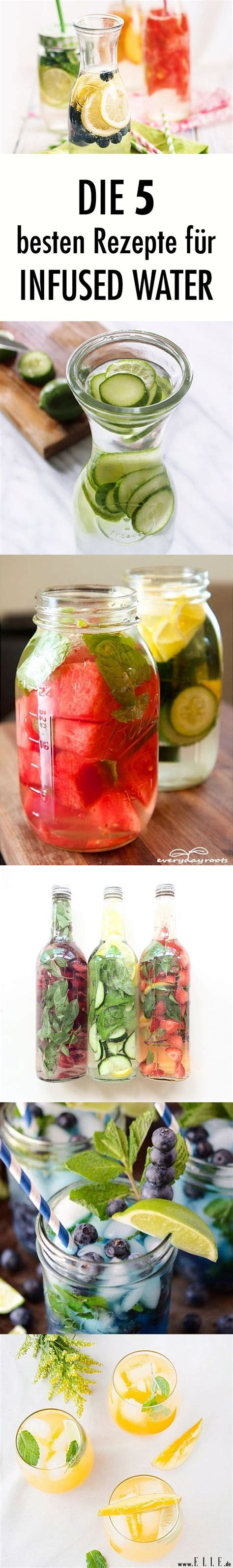 Printable Detox Water Recipes by 100 Infused Water Recipes On Flavored Water