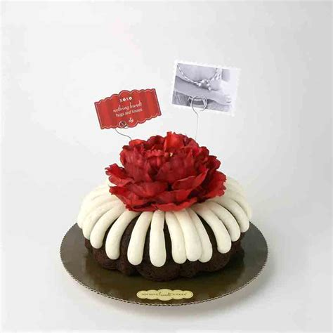 nuthing bundt cakes cakes for any occasion from a local bakery nothing bundt