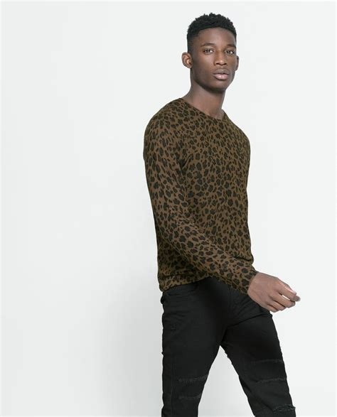 Sweater Leopad Abu Ab 17 best images about animal print for on turkish animal print and fur