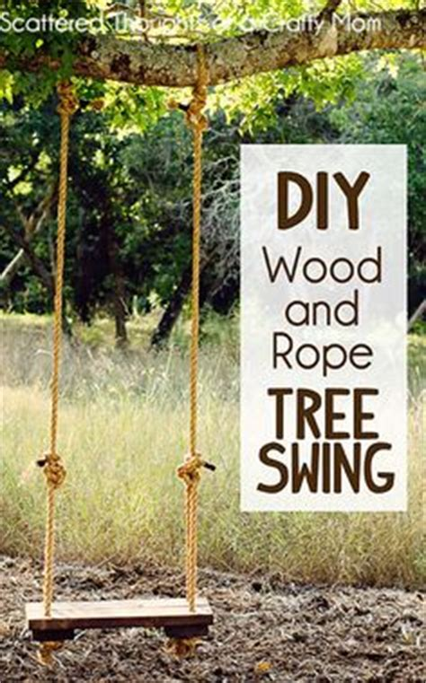 how to build a rope swing into water rope swing on pinterest swings tree swings and ropes
