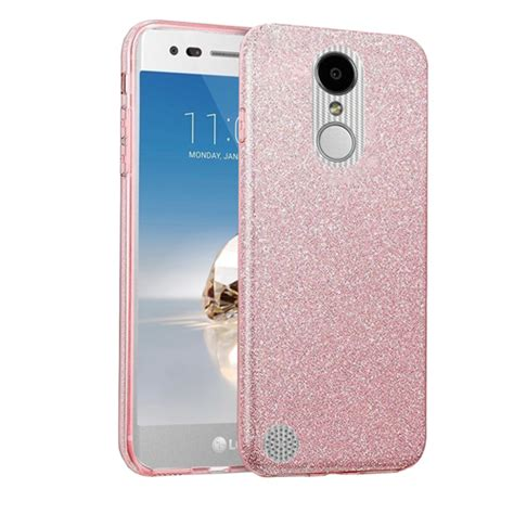 Casing Lg G20 Note Custom Hardcase Cover lg aristo lv3 ms210 glitter shiny hybrid tpu gold cellphonecases