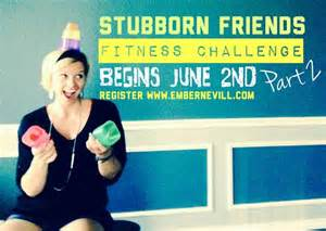 New video 21 day stubborn friends fitness group ember nevill