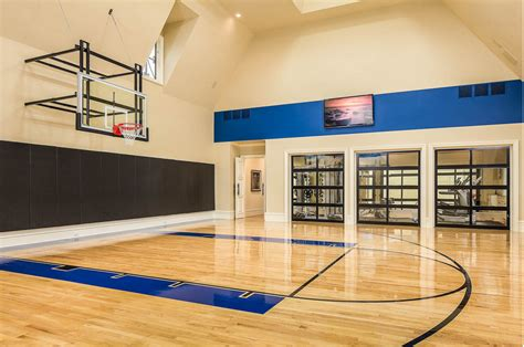 houses with indoor basketball courts for sale indoor basketball courts homes of the rich