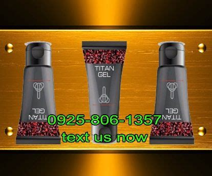 titan gel beauty products makati philippines brand