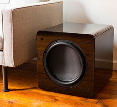 home theater subwoofer discuss simple sealed