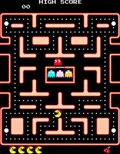 pacman play free coloring pages of pac