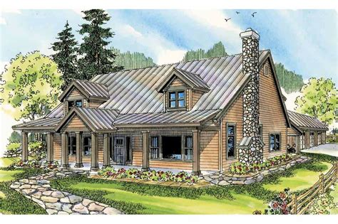 style home plans lodge style house plans elkton 30 704 associated designs