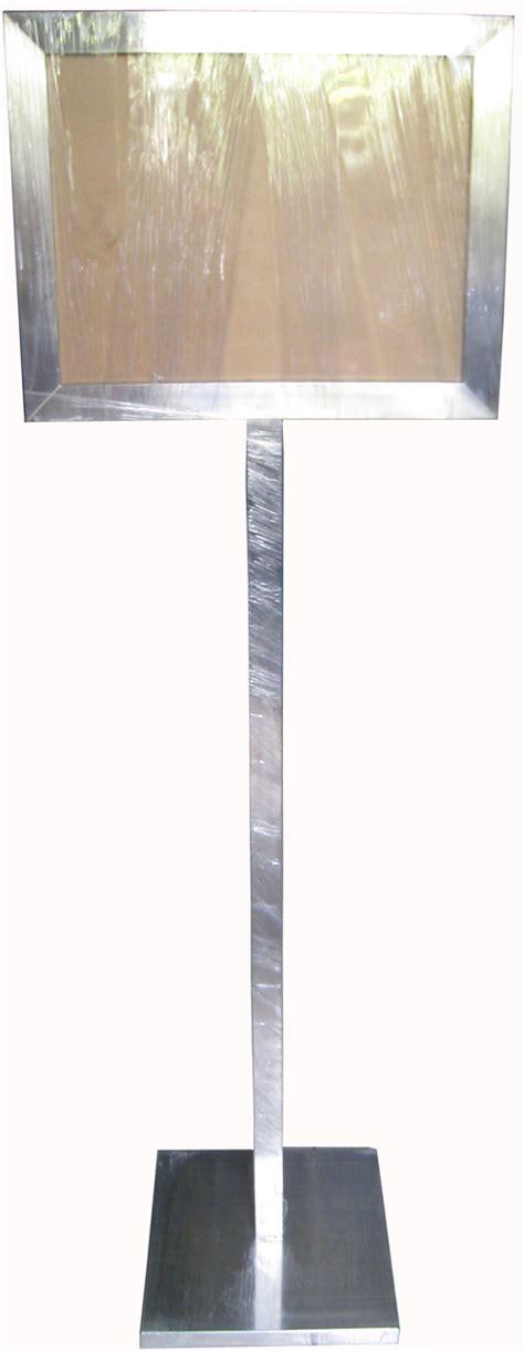 Easel Papan Tulis White Board papan tulis board kensi metal works