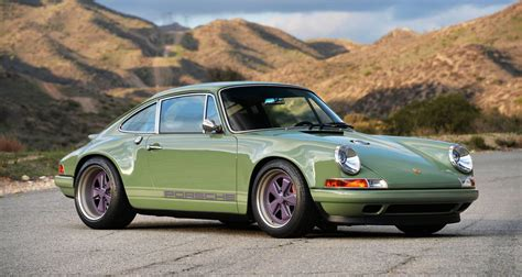 Porsche By Singer by Porsche 911 Brooklyn By Singer Vehicle Design