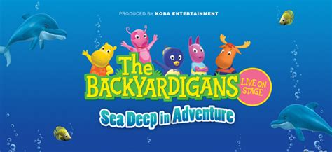 Backyardigans The Sea The Backyardigans Sea In Adventure April 12