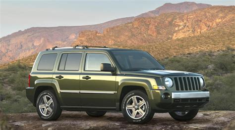 nissan jeep 2009 2009 jeep patriot review top speed
