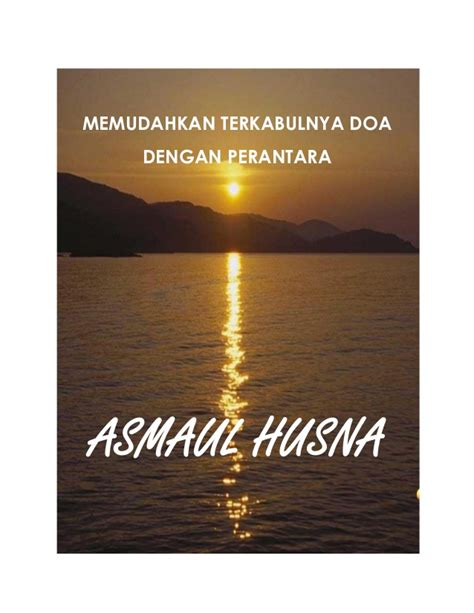 asmaul husna detailed meaning