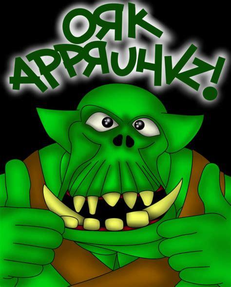Orc Meme - ork meme by empyronaut on deviantart