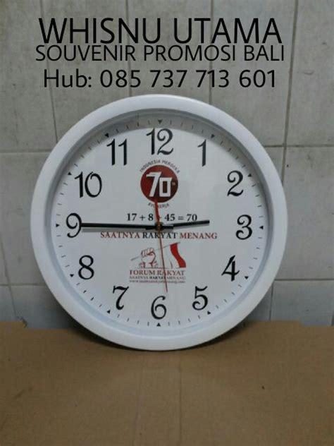 Payung Terbalik Denpasar grosir jam dinding promosi printing custom logo di
