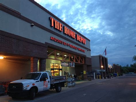 the home depot tempe az business information