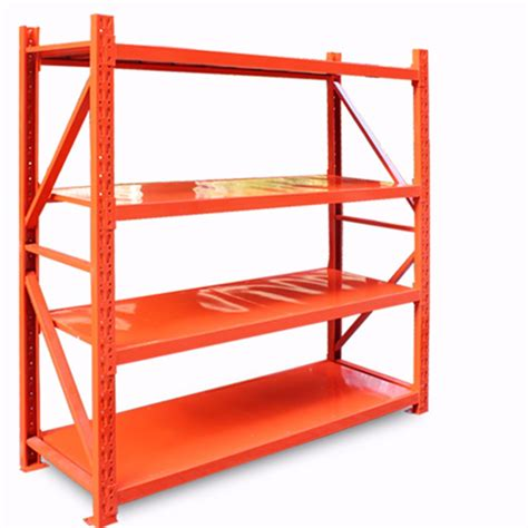 wholesale cheap adjustable steel shelving storage rack