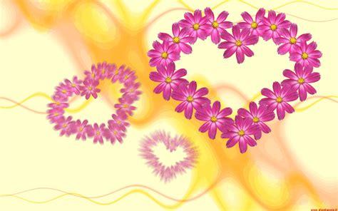 immagini con fiori e cuori sfondi cuori bellissimi sfondi cuori da collezionare