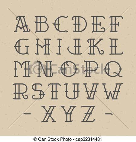 tatuaggi lettere alfabeto tatuaggio scuola vecchio alfabeto