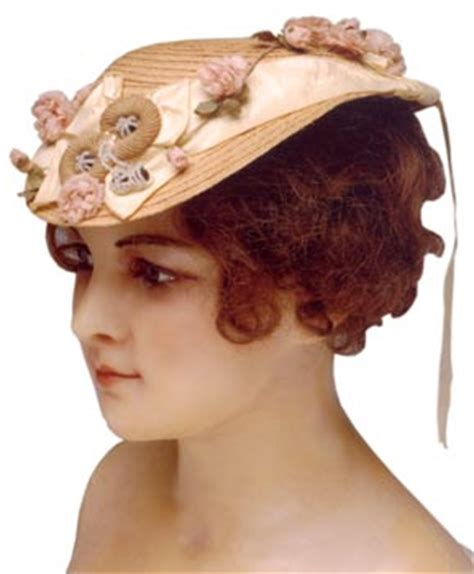 1850 To 1900 Hairstyles For Hats by A Feather In Your Cap How Wore Their Hats From