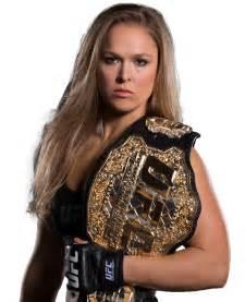 R Honda Rousey Ronda Rousey