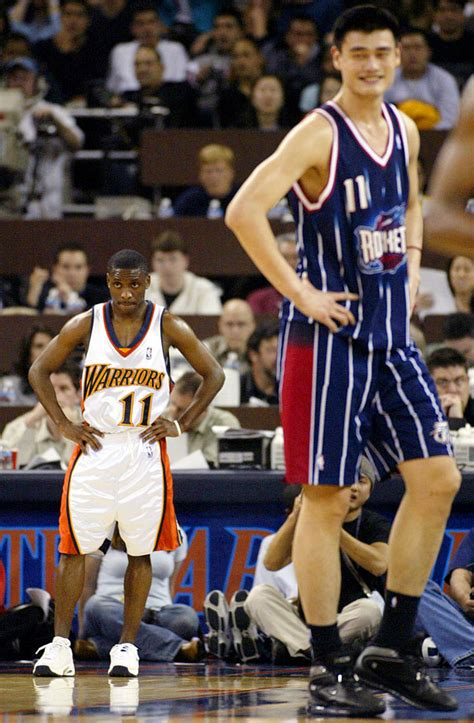 Ta Est Mba Players All Time by Nba Tallest And Shortest Players Together Photo Gallery