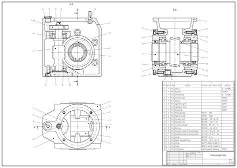 Floor Plan Abbreviations by Technische Zeichnung