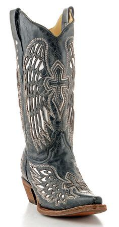 cool cowboy boots on gringo boots