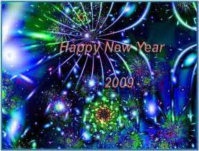 animated happy new year screensavers download free