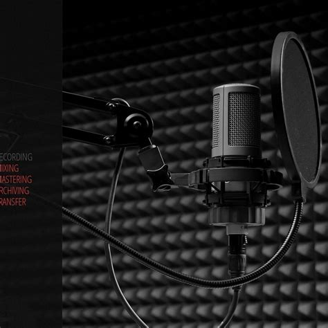 Studio Covers by Recording Studio Html Cms Template 42298