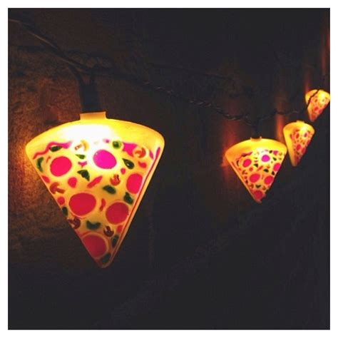Pizza Lights by Gift Guides Helpful Or Hindering