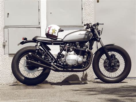 Pedal Operan Gigi Kawasaki R Original custom kawasaki kz750 by cafe racer dreams kawasaki motorcycles dreams