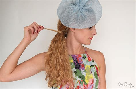 Hairstyles For Hats And Fascinators by Hairstyles With Fascinators Hairstyle 2013
