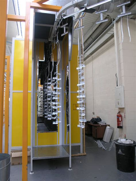 Small Parts Racking by Tamlite Lighting Study Fit Infrared