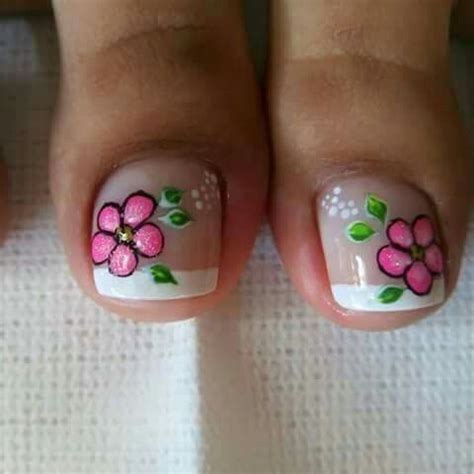 las 25 mejores ideas sobre dise 241 os de lona en u as de los pies decoradas con flores ideas consejos ideas