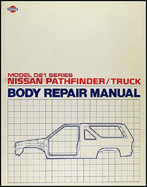 auto repair manual free download 1995 nissan pathfinder security system 1988 nissan pickup truck and pathfinder owner s manual original