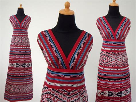 Baju Kemeja Bahan Linen Tenun fitinline sejarah kain tenun di indonesia