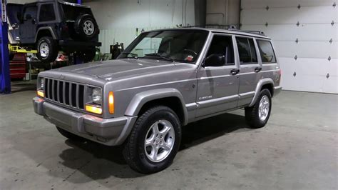 2001 Jeep Xj For Sale 2001 Jeep Sport 60th Anniversary Edition For Sale