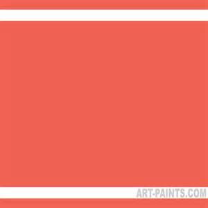 coral color code coral holbein paints du215 coral paint