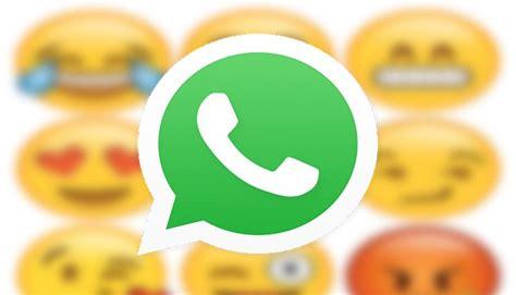 imagenes x whatsapp whatsapp los 5 emojis m 225 s pol 233 micos de la app 191 los usas