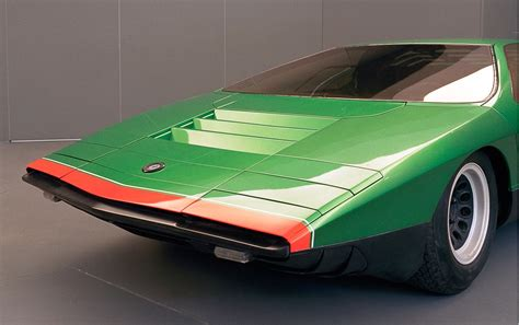 alfa romeo carabo bertone concept flashback 1968 alfa romeo carabo by bertone