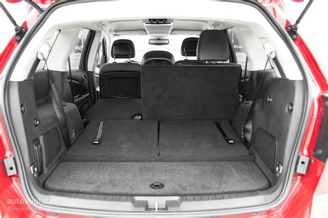 Dodge Journey Interior Space by 2015 Dodge Journey Review Autoevolution