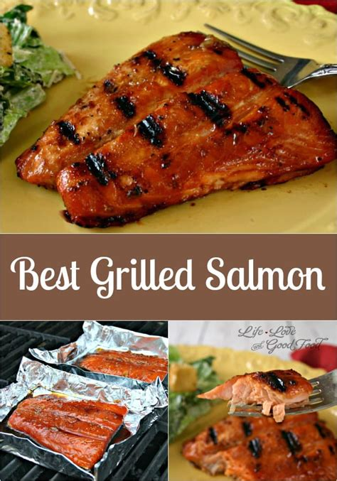 how to cook salmon grill howsto co