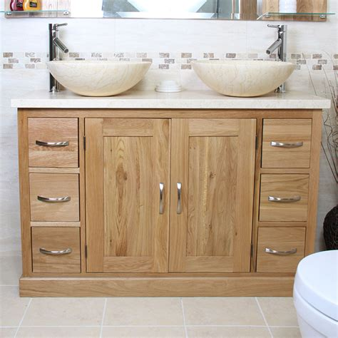 bathroom vanity double marble top 50 off oak double vanity unit with marble top bathroom