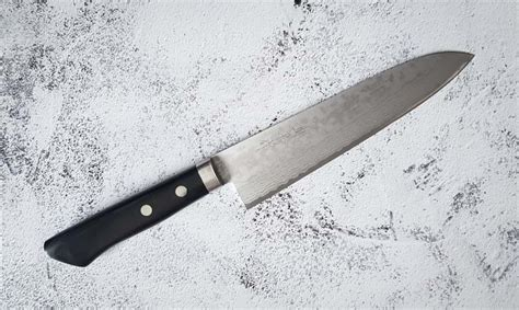 masutani damascus chef knife affordable quality japanese