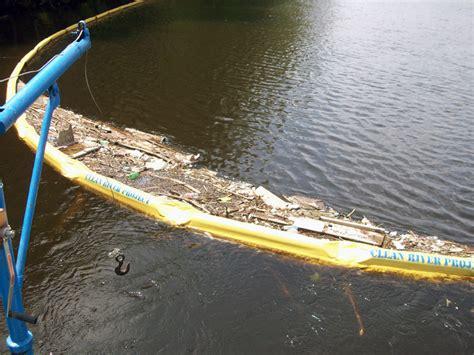 floating booms for debris